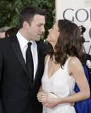 Ben Affleck Golden Golbes Awards 2007