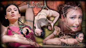Jul 10, 2013: Barn Exercises | Wenona | Cyd Black