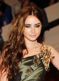 "Lily Collins @ ""American Woman - Fashioning a National Identity"" Met Gala in NY 