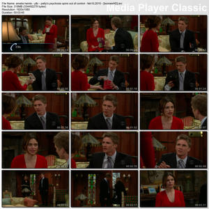 "AMELIA HEINLE - ""Young and the Restless"" - (February 10, 2010)"