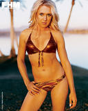 Natalie Gulbis Front and back of 2006 Calendar Foto 6 (Натали Гулбис Передняя и задняя 2006 Календарь Фото 6)