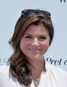 Tiffani Thiessen - Ovarian Cancer Research Fund's Inaugural Super Saturday LA in Santa Monica 05/17/14