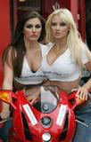 Люси Пайндер, фото 40. Lucy Pinder Ducati Photoshoot, photo 40