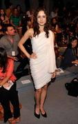 Troian Bellisario - 9/6/2012 - Tadashi Shoji fashion show - X 9