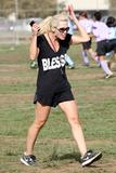 Jennie Garth @ her Daughter's Soccer Game in LA | October 6 | 32 pics