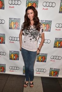 Shannon Elizabeth - Best Buddies Bowling For Buddies Event at Lucky Strike Lanesat LA