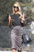 Стейси Кейблер, фото 2951. Stacy Keibler out in LA FEB-28-2012, foto 2951