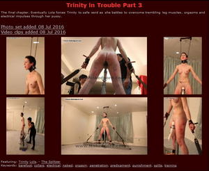 House of Gord: Trinity in Trouble Part 3