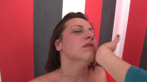 Hunt Erotic: Faceslapp and hard kicks - Big Titts Domina Sensual Jane-Domina Lea Lexis and Slave Blanka Hot