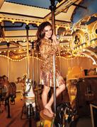 Мила Кунис, фото 1970. Mila Kunis - Harper's Bazaar April 2012 / (MQ), foto 1970,