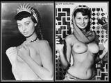 "Sophia Loren 1953 'Two Nights with Cleopatra' Foto 51 (Софи Лорен 1953 ""Две ночи с Клеопатрой"" Фото 51)"