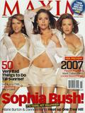 Sophia Bush, Hilarie Burton & Danneel Harris in Maxim Mag. (Nov. 2006) - 6 HQ Scans