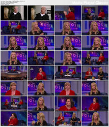 Cheryl Hines ~ The Rosie Show 10/18/11 (HDTV)