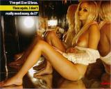 Danni Wells in Maxim, August 2006