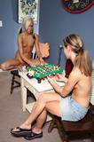Austin Reines & Kacey Jordan in Foosball Strip-Off726crmv4td.jpg