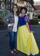 Tina Fey - Disney World  1 HQ pic